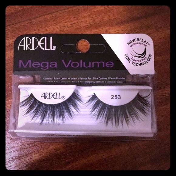 98c6995129f Ardell Makeup | Professional Mega Volume Eyelashes 253 | Poshmark